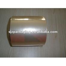 PET coating Polyvinyl Dichloride high oxygenproof 15u