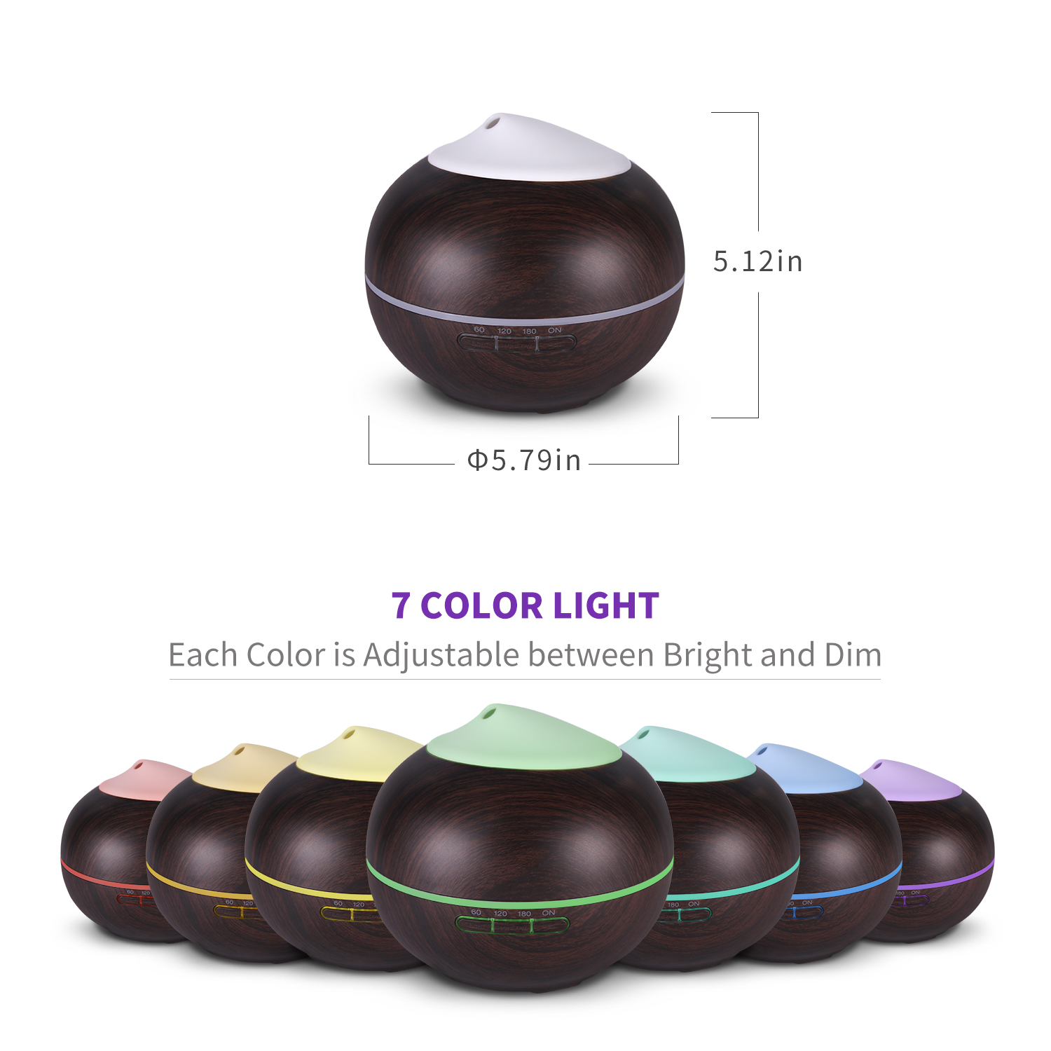 ESSENTIAL OIL DIFFUSER (9)