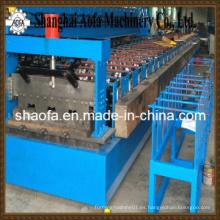 Hoja de cubierta que hace la máquina formadora del rollo (AF-D688)