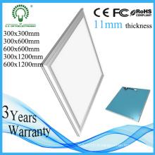 Longue garantie nouvelle conception 300 * 300mm 19W plafond LED Light Panel