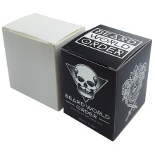 small black collapsible craft packaging for candy