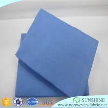Pre-Cuted Disposable Nonwoven Laminated Tablecloth
