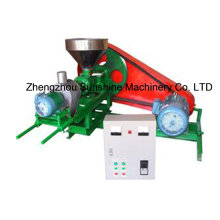 Floating Fish Feed Pellet Machine Pellet Press
