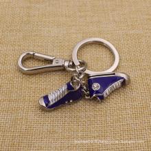 Nouveaux produits Mini Tissu Chaussures Porte-clés Custom Sale (KQ-20)