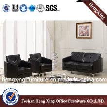 Four Seats Simple Office Elegant Sofa