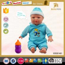 2015 Navidad inteligentes bebé juguetes de 11 pulgadas de juguete muñeca de la batería
