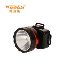 phare de chasse mines torche lumière lampe frontale menée avec de bonne qualité