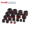 Steel Metal Internal External Self Tapping Threaded Insert for Metal
