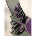 Shoe Vamp Upper Flat Knitting Weaving Machine
