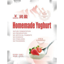 Yogurt powder - Strawberry flavor