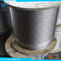 7X7 Diameter 12mm AISI 304L stainless steel wire rope                                                                         Quality Choice