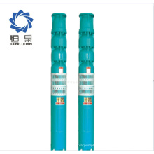 Bomba submersível de 0,75 cv de profundidade tipo QJ