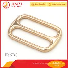 Großhandel auf Alibaba Handtaschen Hardware, glänzende Gold Farbe Tasche Wölbung