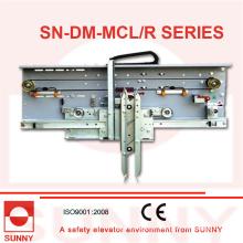 Mitsubishi tipo de puerta de la máquina de 2 paneles apertura del lado derecho (SN-DM-MCR)