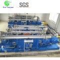 Compresseur de gaz utilisé pour la station mère ou la station standard