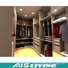 Factory Price Walk in Wardrobe Closet for Residence and Commercial (AIS-W348)
