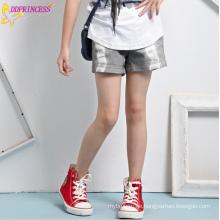 Neue Design Mädchen Denim Rüschen Shorts, Mädchen In Kinder Shorts