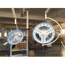 Потолочные и настенные светодиодные хирургические светильники