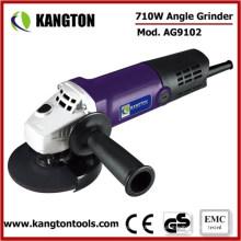 Amoladora angular de múltiples funciones de disco de 710 W 100 mm