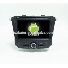 HOT! Auto dvd mit spiegel link / DVR / TPMS / OBD2 für 8 zoll vollen touchscreen 4,4 Android system Roewe 350