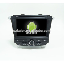 HOT!car dvd with mirror link/DVR/TPMS/OBD2 for 8inch full touch screen 4.4 Android system Roewe 350