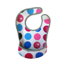 Wholesale Waterproof Neoprene Baby Bib