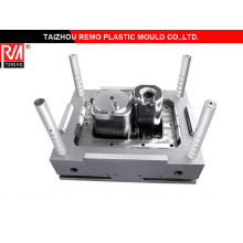 Molde de plástico máquina de lavar peças