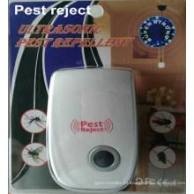 Repelente repelente al ratón ultrasónico para interiores