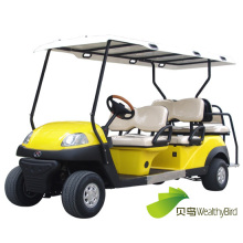 3кВт шесть сиденье Электрический автомобиль гольфа 418gdb2
