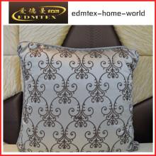 Embroidery Decorative Cushion Fashion Velvet Pillow (EDM0334)