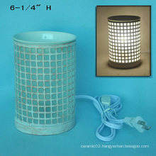 Electric Metal Fragrance Warmer-15ce00894