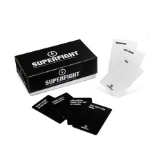 Super Fight Paper Card Game