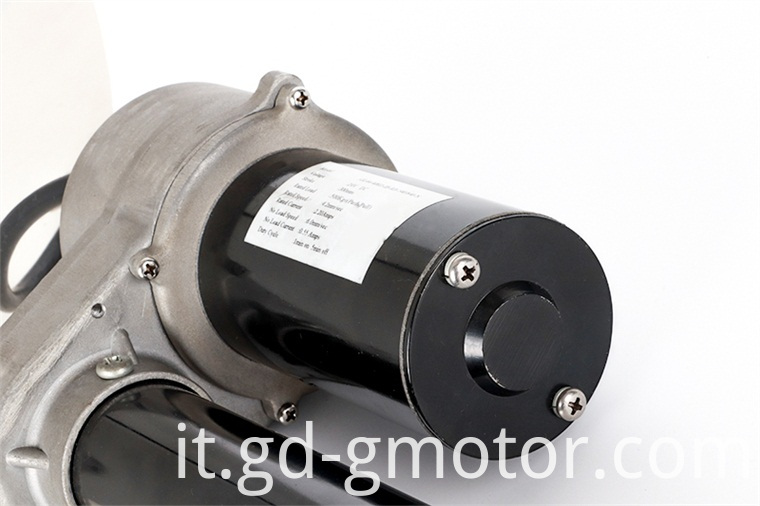 heavy duty linear actuator