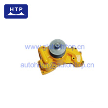 China excavator water pump 6222-63-1200 parts price for komatsu s6d108