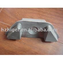 fundición de arena de aluminio de piezas de muebles, fundición a presión de aluminio