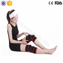 Suporte de joelho de neoprene elástico de segurança esportiva para evitar lesões