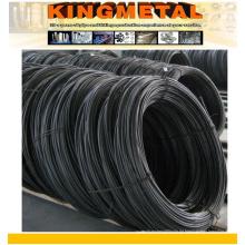 China Versorgungsmaterial-Stahl-Walzdraht Q195 / SA1006 / SA1008 / Swrh 82b / 62b / 72b Kohlenstoff-Baustahl