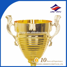 Big cup metal trophy Sports championship trophy