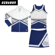2015 Hot Sell Cheerleading Sublimation Uniform, Girl Dress School Cheerleader Dress