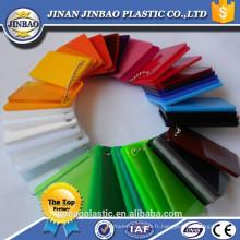 lucite 100% nouvelle matière antistatique ESD acrylique feuille