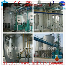 CE Proved Continuous and automatic Soybean Oil Presser Machine