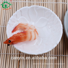 Online-Shopping Hot Selling Durable Porzellan Sushi Dish