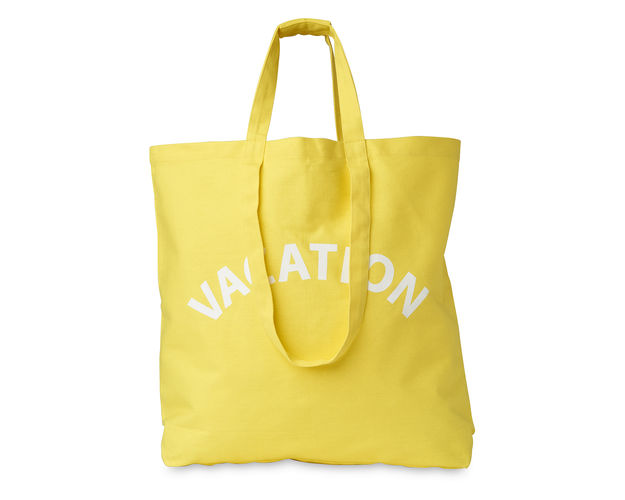 Go Out Tote Bag