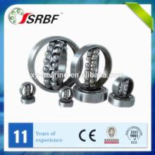 Rolamento de esferas de alinhamento 1312K, rolamentos de esferas de cerâmica em todos os tamanhos