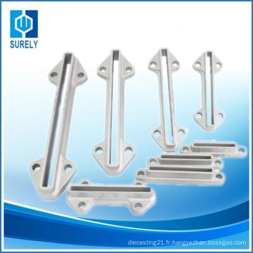 Processus de précision pour les pièces de soupape Aluminium Die Casting