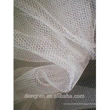 Tissu en maille carrée 100% polyester