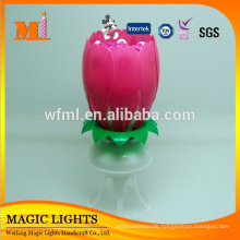 Rotating Happy Birthday Music Candle for Cheap Price