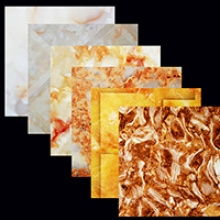 Top Quality PVC Marble Panel for wall decoration