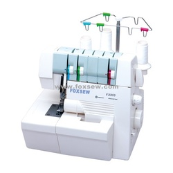 3- gwintowa maszyna do szycia z nadrukiem