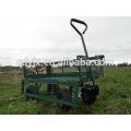 chariot de jardin robuste 4 roues tout terrain TC1841